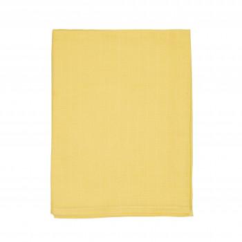 Пеленка Twins муслинова 110х75 моно 1610-TPM-05, yellow, желтый
