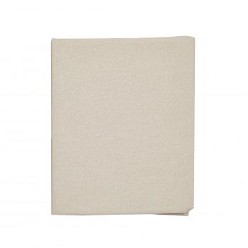 Простыня на резинке Twins 100x75 бязь 6011-PT75-02, beige, бежевый