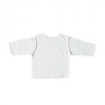 Сорочка Caramel інтерлок довгий рукав (1 шт) white, білий