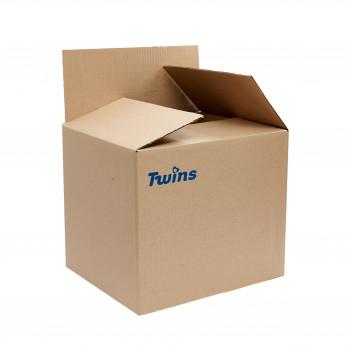 Коробка 9999-400x350x350, для горщика, бежевий