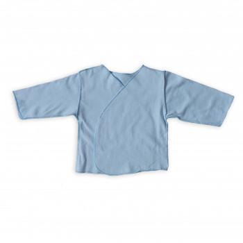 Сорочка Caramel інтерлок довгий рукав (1 шт) blue, блакитний