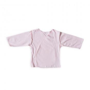 Сорочка Caramel інтерлок довгий рукав (1 шт) pink, рожевий