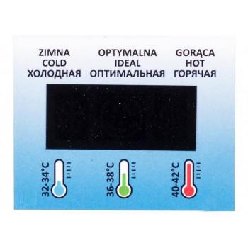 Термометр для ванночки Tega OK-065 multicolor, мультиколир