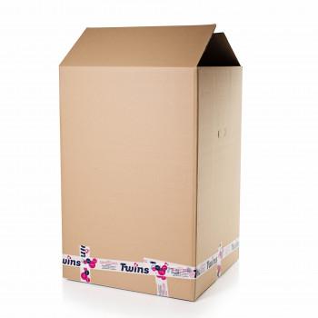 Коробка 999900КОР, натуральный, бежевый