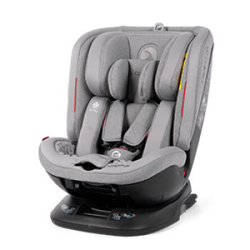 Автокресло Coletto Logos Izofix 0-36 grey, сірий