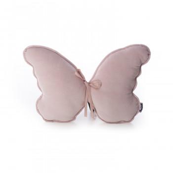Бампер - подушка Twins Бабочка (2 шт) 7099-TB-24, powder pink, пудра