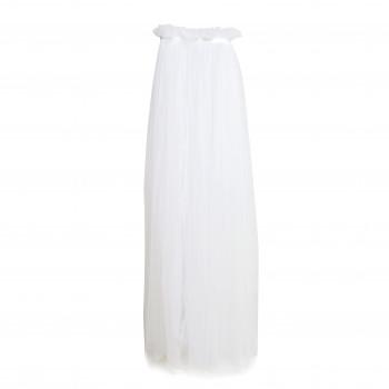 Балдахин для детской кроватки Twins Air 1010-TA-01, белого цвета