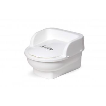 Горшок кресло Maltex Lulu 3524 white, білий