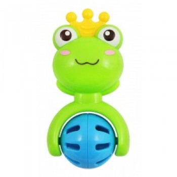 Игрушка пластиковая Baby Mix PL-400060 Лягушка PL-400060, mix, мультиколир