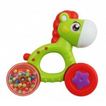 Игрушка пластиковая Baby Mix PL-405776-7 Конек PL-405776-7, mix, мультиколир