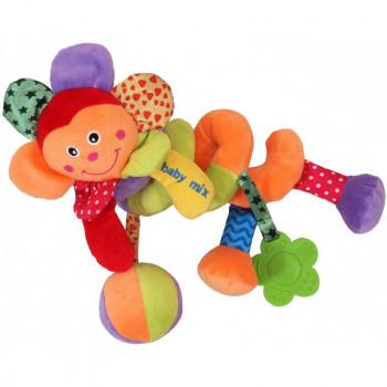 Плюшевая спираль Baby Mix STK-15035 STK-15035 FL Цветок, mix, мультиколир