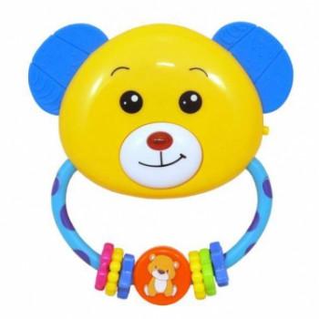 Игрушка пластиковая музыкальная Baby Mix KP-0598 Мишка KP-0598, mix, мультиколир