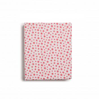 Простыня на резинке Twins 120x60 бязь мультицвет 6010-20pict-girl, girl, розовый
