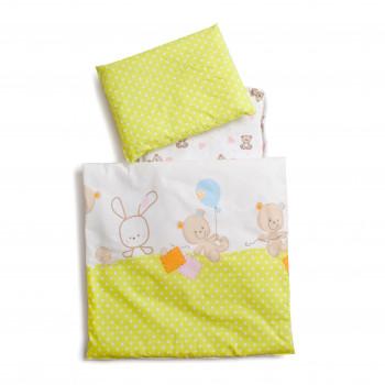Одеяло и подушка Twins в коляску кукольную 1600-1853-20, multicolor, мультиколир