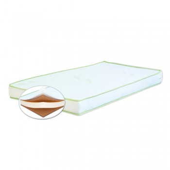 Матрас Veres Latex Lux 120х60х10 cm 51.7.02, white, белый