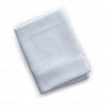Пеленка Twins муслиновый 110х75 моно 1610-TPM-01, white, белый