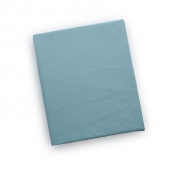 Простыня на резинке Twins 120x60 для овальной кровати 6030-014, mint, мятная