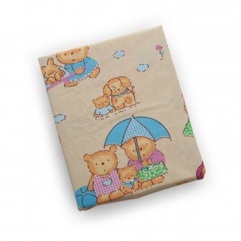 Пеленка Twins ситцевая 110/80 1501-PTS-110 / 80-20, multicolor, мультиколир