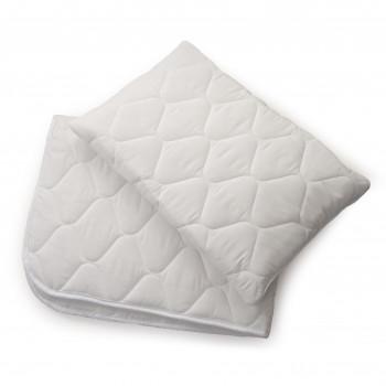 Одеяло и подушка Twins 120х90 Premium 100 1600-P100-01, White, белый