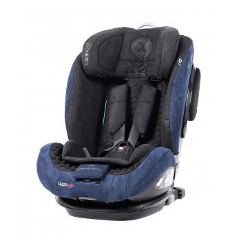 Автокресло Coletto Uggo Isofix 9-36 9024-CUI-09, blue, синий/черный