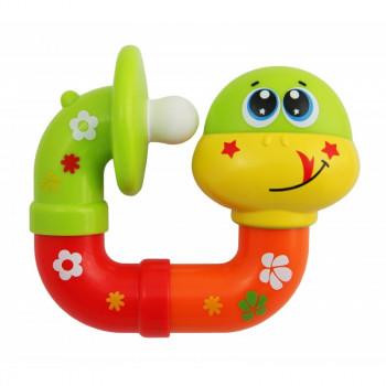 Игрушка пластиковая Baby Mix PL-405776-6 Гусеница PL-405776-6, multicolor, мультиколир