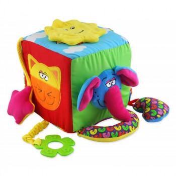 Мягкий Кубик Baby Mix TE-8021 TE-8021A, multicolor, мультиколир