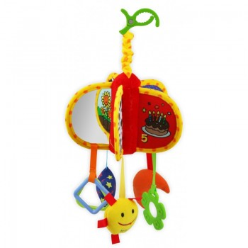 Мягкая Книжечка Baby Mix TE-8290 TE-8290, multicolor, мультиколир