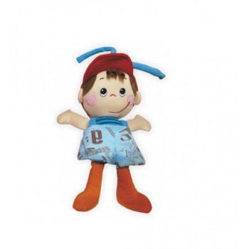 Плюшевая подвеска музыкальная Baby Mix TE-8208-30A Мальчик TE-8208-30A, mix, мультиколир