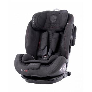 Автокресло Coletto Uggo Isofix 9-36 9024-CUI-13, black, черный