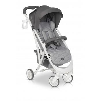 Коляска Euro-Cart Volt Pro 9023-ECVP-20, Pearl, серый