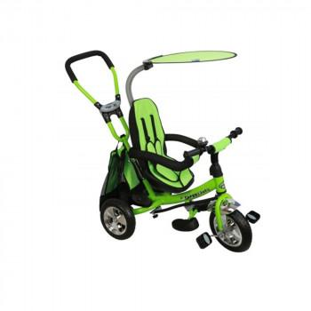 Велосипед Alexis Safari 360 WS-611 WS-611 green, green, зелений