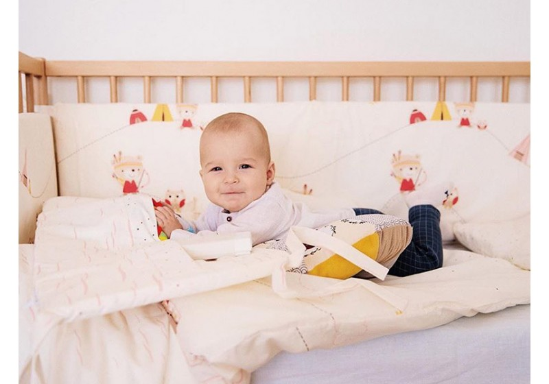 Выбираем детское постельное белье правильно