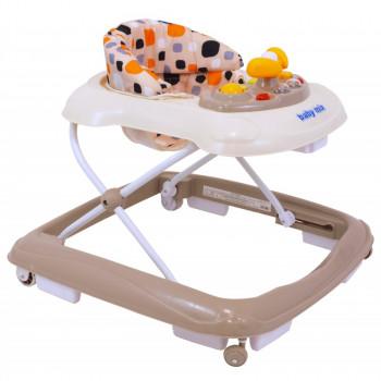 Ходунки Baby Mix J-888ES 43568, beige, бежевый