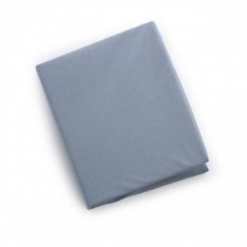 Наматрасник Twins влаго-непроницаемый трикотаж на резинке 72х72 6050-TN-72-10, grey, серый