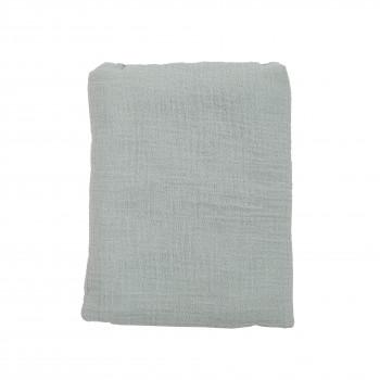 Пеленка Twins муслиновая 120х100 2-х слойная 1610-PM-10-120x100, grey, серый