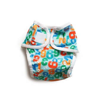 Защитные шорты Bambinex универсальные BB00167, Numbers, мультицвет