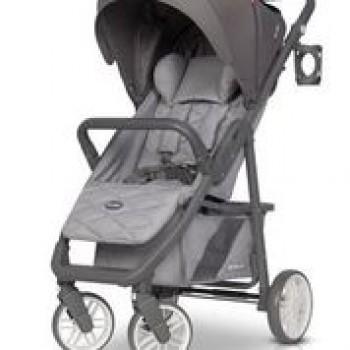 Коляска Euro-Cart Flex  9023-ECF-20, Pearl, серый