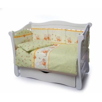 Бампер Twins Comfort 2051-С-009, Медун зеленые, зеленый