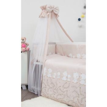 Балдахин Twins Sweet 1062-SW-016, Umka pink, розовый