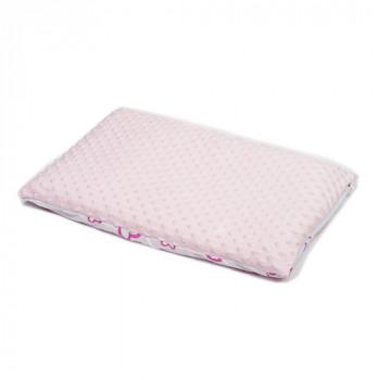 Подушка Twins Minky 40х60 1306-TM-08 pink, розовый