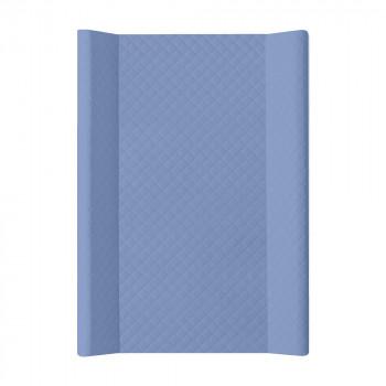 Пеленальная доска Cebababy 50x70 Caro W-200-079-167, navy, синий