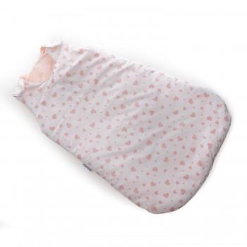 Спальный мешок Twins Romantik сердечки 9099-TS-08, pink, розовый