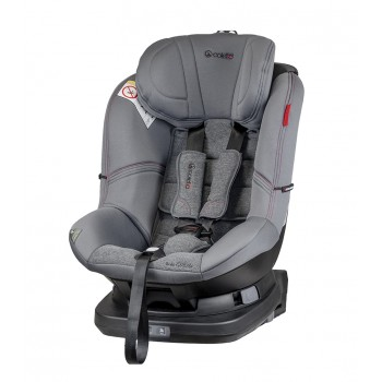 Автокресло Coletto Millo 0-18 ISOFIX 9024-CMIs-10 grey, серый