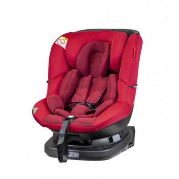 Автокресло Coletto Millo 0-18 ISOFIX 9024-CMIs-12 red, красный