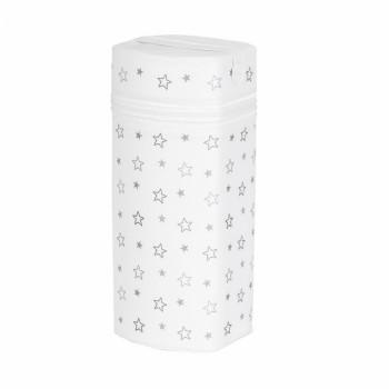 Термоупаковка Cebababy Jumbo Basic W-005-066-260, Звездочка серая, серый