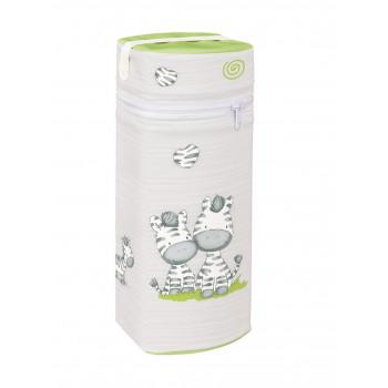 Термоупаковка Cebababy Jumbo Basic W-005-002-260, Зебра серая, серый