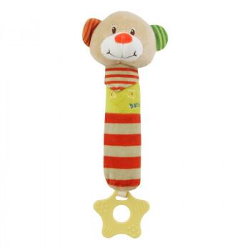 Плюшевая игрушка для руки Baby Mix STK-16135 STK-16135B Мишка, mix, мультиколир