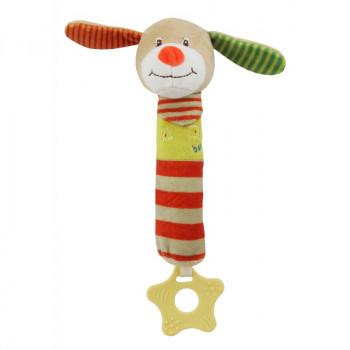 Плюшевая игрушка для руки Baby Mix STK-16135 STK-16135D Песик, mix, мультиколир
