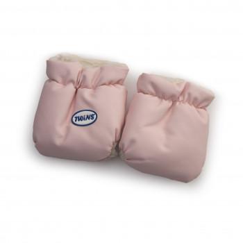 Перчатки Twins эко-кожа 80-191-08, pink, розовый