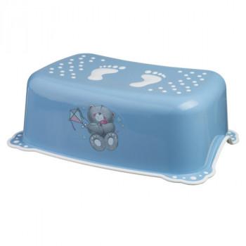 Подножка Maltex Bears 2K 4095 blue / white, голубой / белый